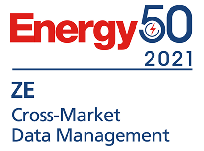 ZE Ranked No. 9 On the Chartis Energy50 Ranking Report for Top Energy Fintech Technology Firms