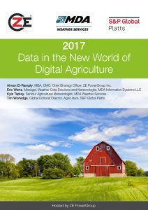 Data in the New World of Digital Agriculture eBook