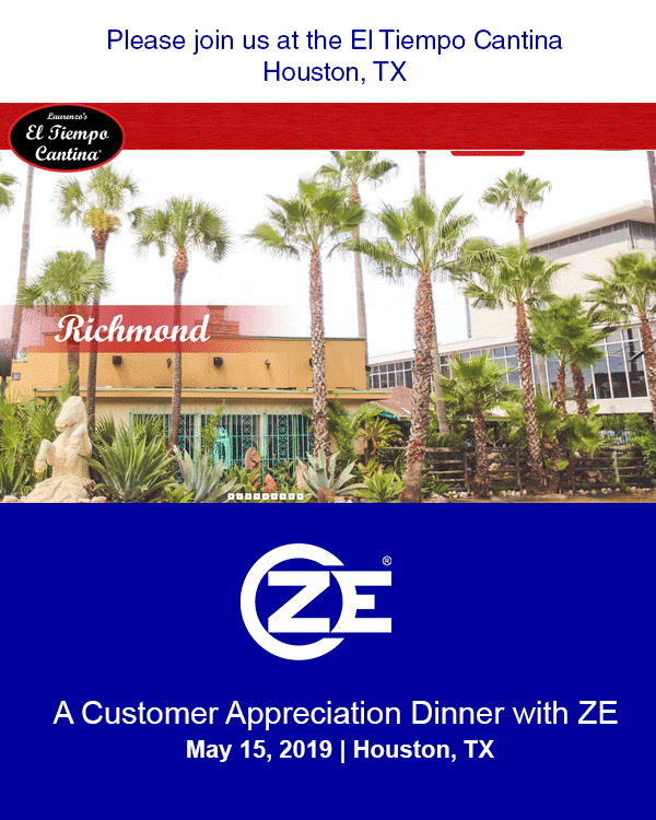 A Customers and Partners Appreciation Dinner with ZE PowerGroup