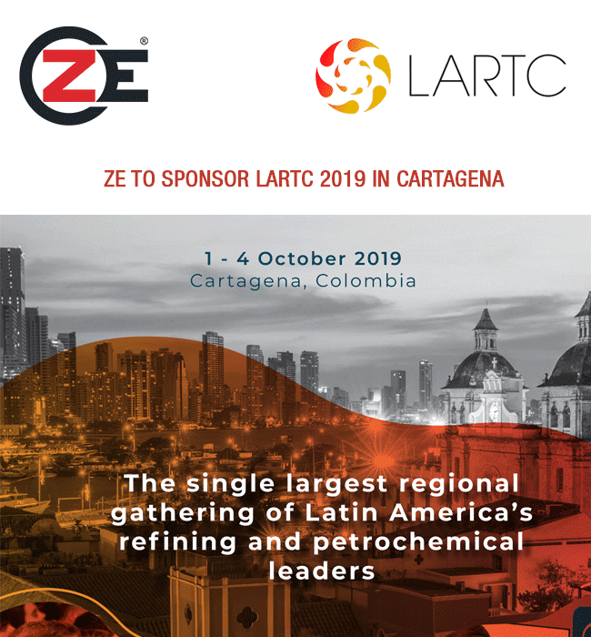 ZE is Exhibiting and Speaking at the LARTC