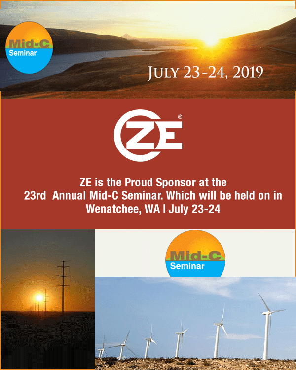 ZE to Sponsor at the Mid-c Seminar