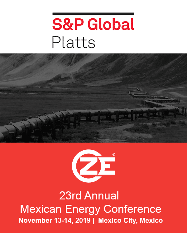 ZE is sponsoring the 23rd Annual Mexican Energy Conference