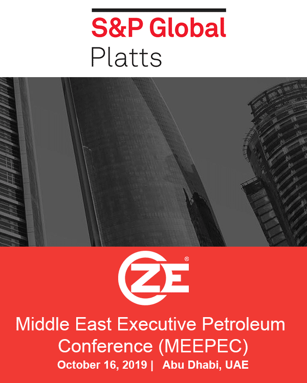 ZE is attending Middle East Executive Petroleum Conference