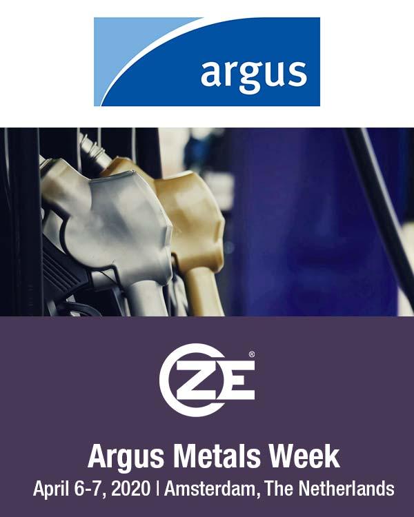 ZE is Exhibiting at the Argus Metals Week