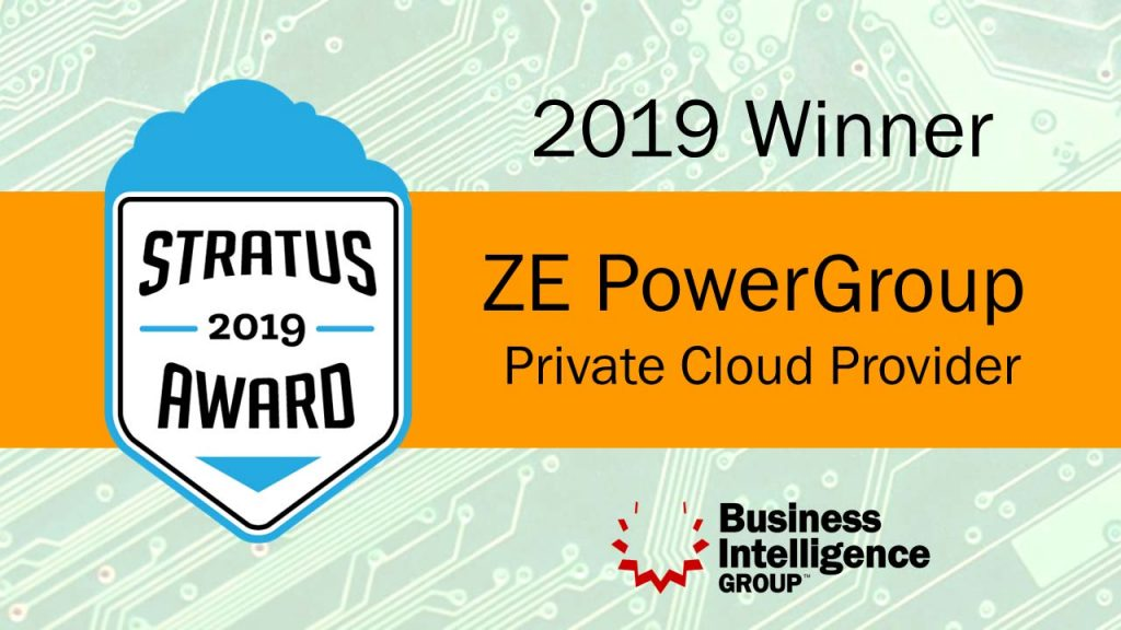 ZE PowerGroup Inc. Named a Global Leader in Cloud Computing