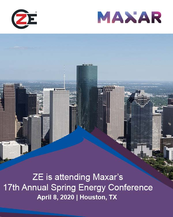 ZE is sponsoring at the 17th Annual Spring Energy Conference