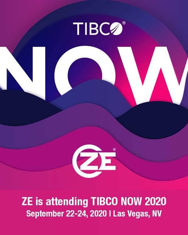 ZE is attending Tibco now