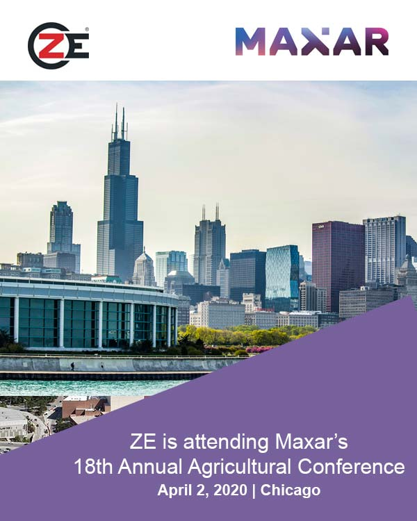 ZE is sponsoring at the 18th Annual Agricultural Conference