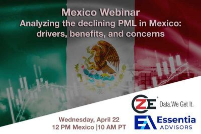 Analyzing the declining PML in Mexico: drivers, benefits, and concerns Webinar