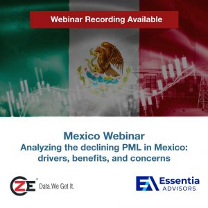 Recording: Analyzing the declining PML in Mexico