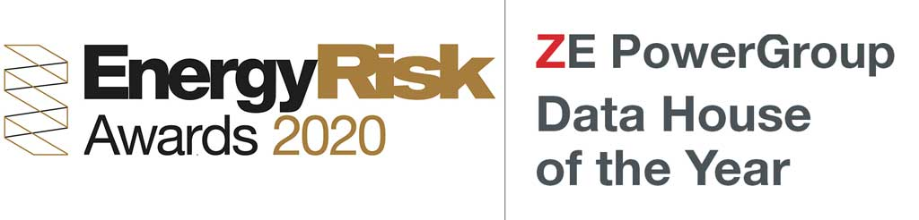 ZE PowerGroup wins Energy Risk 2020 Data House of the Year