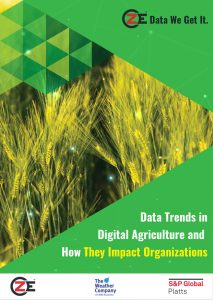 eBook: Data Trends in Digital Agriculture and How They Impact Organizations