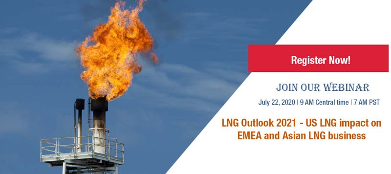 LNG Outlook 2021 - US LNG impact on EMEA and Asian LNG business