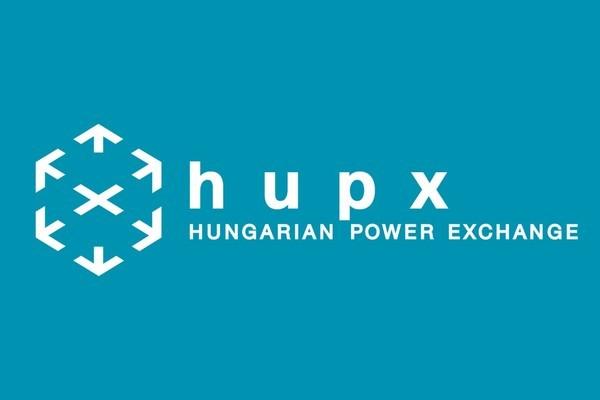 HUPX Magyar Szervezett Villamosenergia