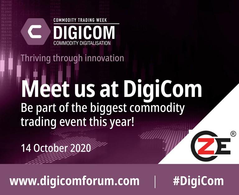ZE is attending Digicom