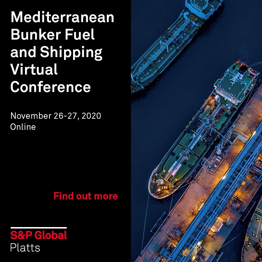 Platts Mediterranean Bunker Fuel and Shipping Virtual Conference
