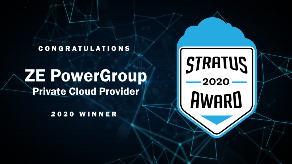 ZE PowerGroup Inc. Named a Global Leader in Cloud Computing 2020