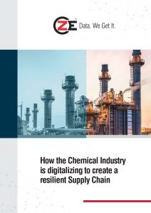 How the Chemical Industry is digitalizing to create a resilient Supply Chain