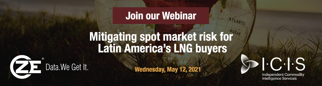 Webinar: Mitigating spot market risk for Latin America's LNG buyers