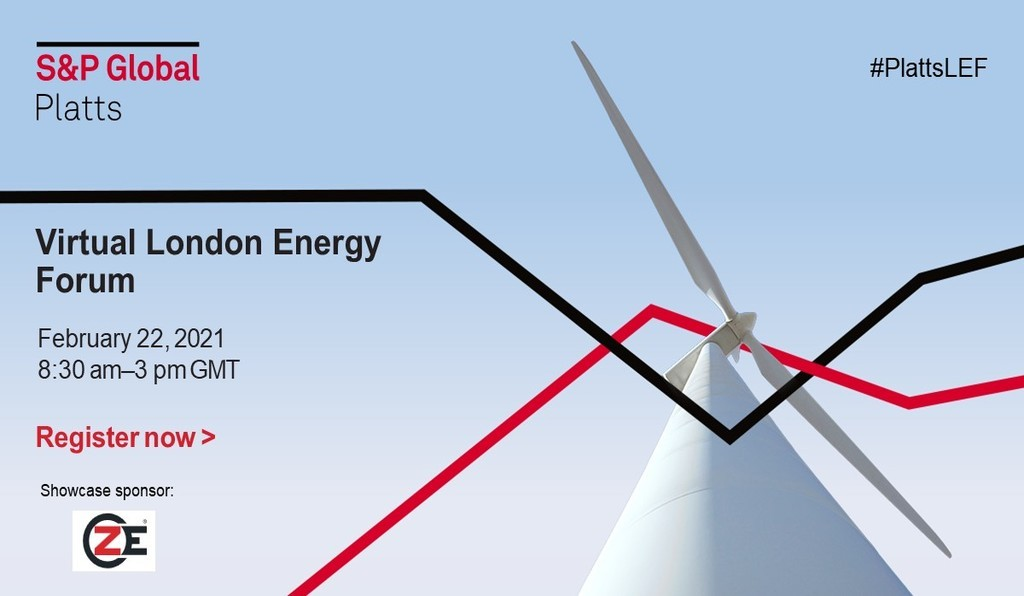 ZE is attending virtual London Energy Forum 2021