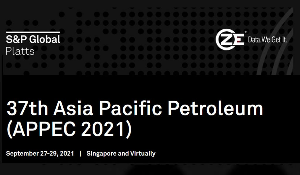 ZE is attending 37th Asia Pacific Petroleum