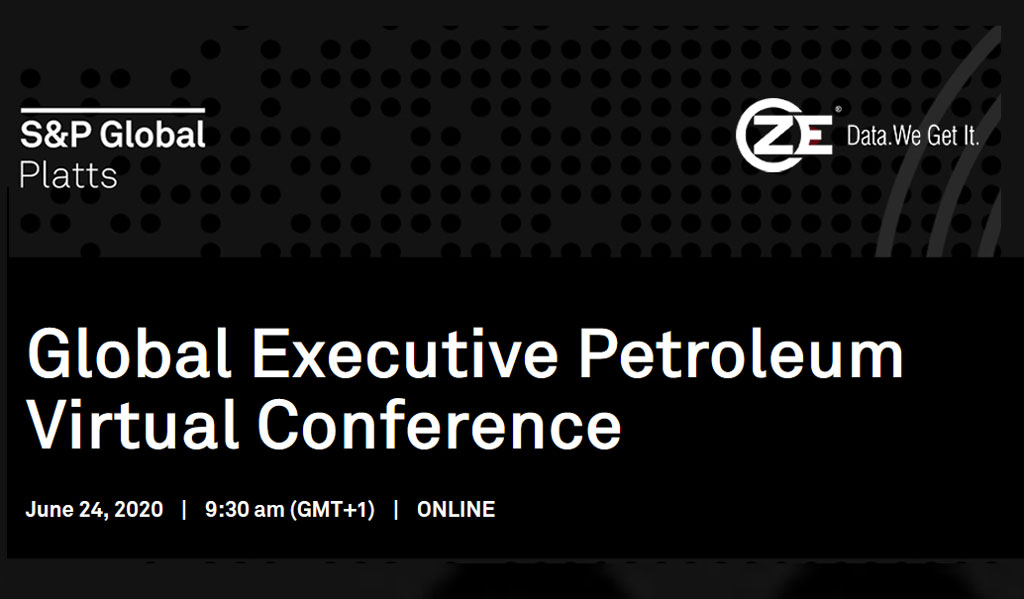 ZE is attending Global Executive Petroleum Virtual Conference