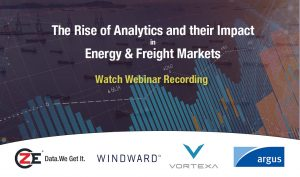 Recording: The Rise of Analytics and their Impact in Energy & Freight Markets