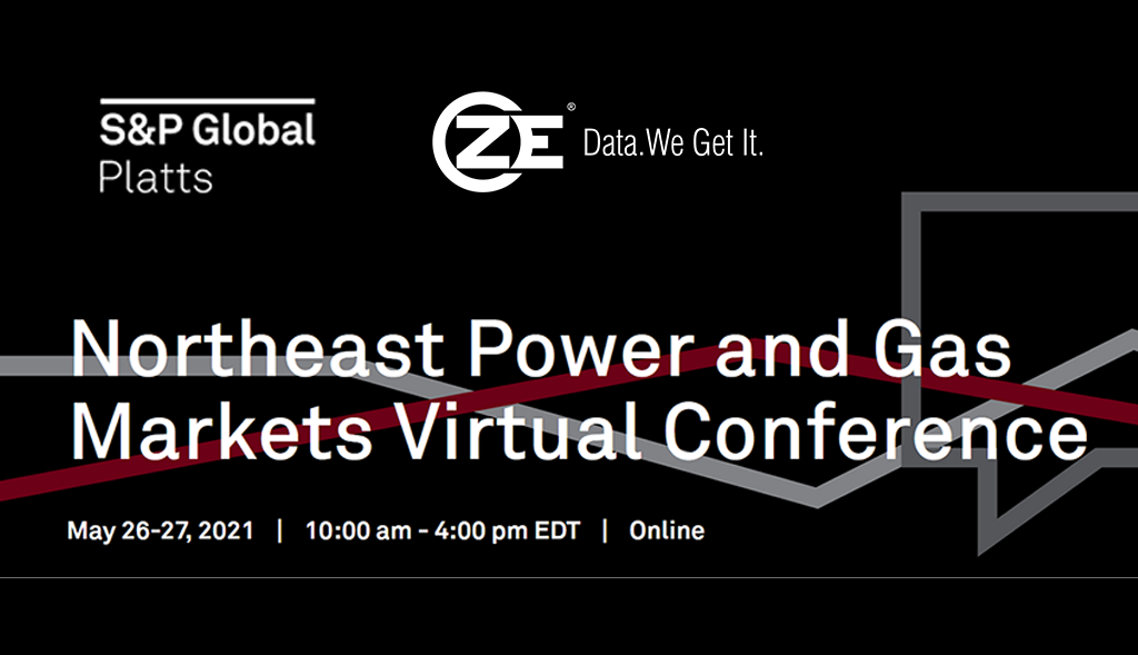 ZE is attending Northeast Power and Gas Markets Virtual Conference