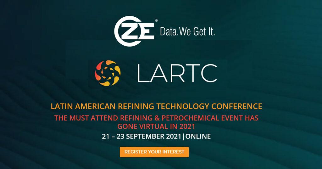 ZE is attending LARTC 2021