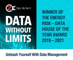ZE PowerGroup Inc. Recognized as EnergyRisk Data House of the Year Thrice in a Row