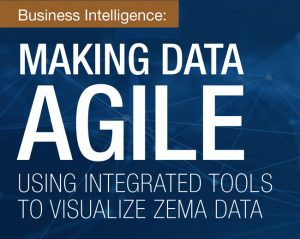 Making Data Agile: Using Integrated Tools to Visualize ZEMA Data