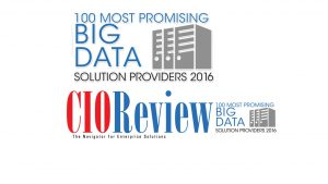 ZE Receives Recognition as one of the 100 Most Promising Big Data Solution Providers 2016
