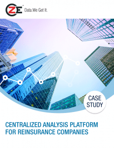 Centralized Analysis Platform for Reinsurance Companies