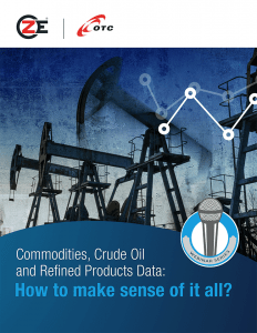 Commodities, Crude Oil and Refined Products Data: How to make sense of it all? - Case Study