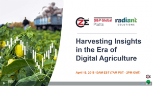 ZE's Harvesting insights webinar
