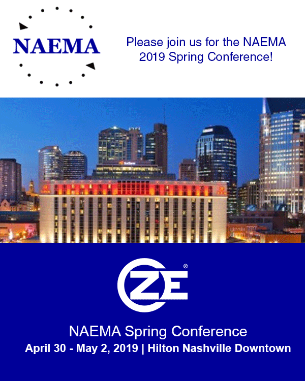 NAEMA 2019 Spring Conference