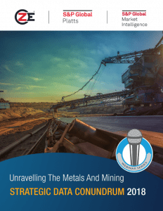 Unraveling the Metals and Mining – Strategic Data Conundrum
