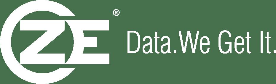 ZE Logo