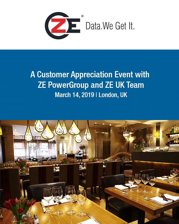 A Customer Appreciation Event with ZE PowerGroup