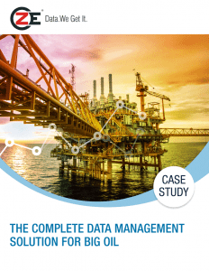 The Complete Data Management Solution for Big Oil