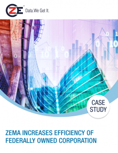 ZEMA Increases Efficiency of Federally Owned Corporation