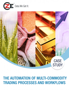 The Automation of Multi-Commodity Trading Processes and Workflows