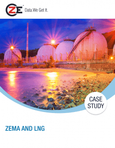 ZEMA and LNG - Case Study