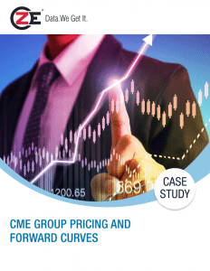 CME Group Pricing and Forward Curves - Case Study