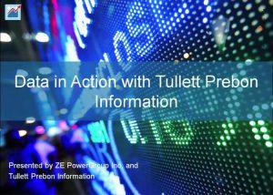 Data in Action with Tullett Prebon